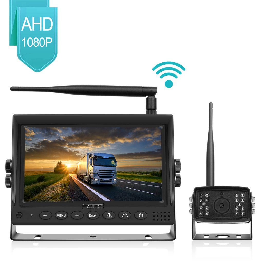 HD digitaal 7 inch